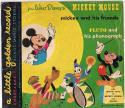#1578-78 rpm Mickey & His Friends Little Golden Record