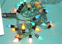 0798-N-PC116532-XMAS-3 sets-single string-UL lights-working