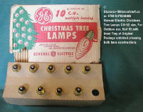 0798-Q-PB246496-XMAS-GE 10 large Orig Box Outdoor bulbs - showing bases